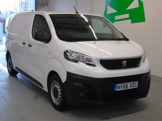 2017 Peugeot Expert 1000 1.6 Bluehdi 95 S Van (NV66XDG)
