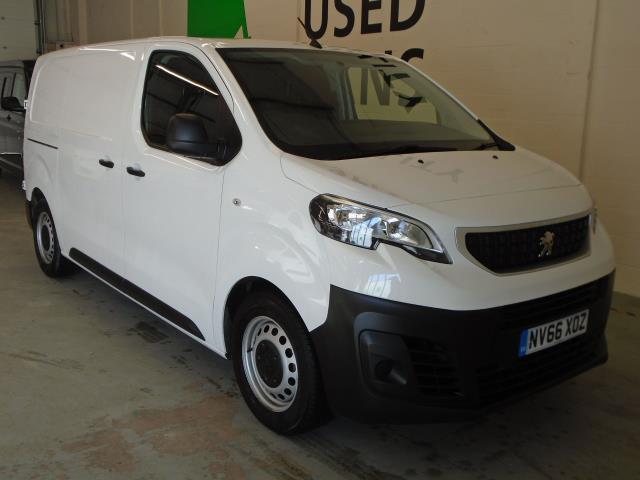 2017 Peugeot Expert 1000 1.6 Bluehdi 95 S Van (NV66XOZ)