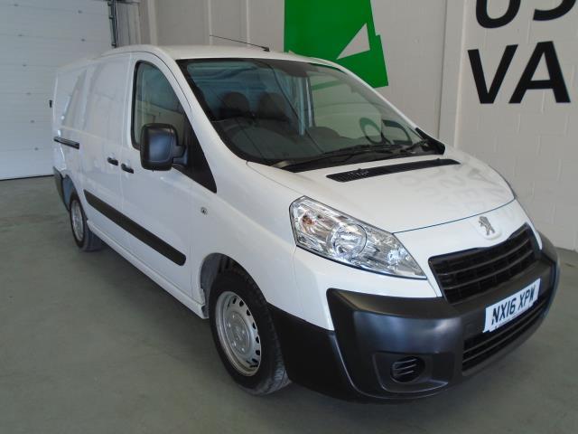 2016 Peugeot Expert 1200 1.6 Hdi 90 H1 Van (NX16XPW)