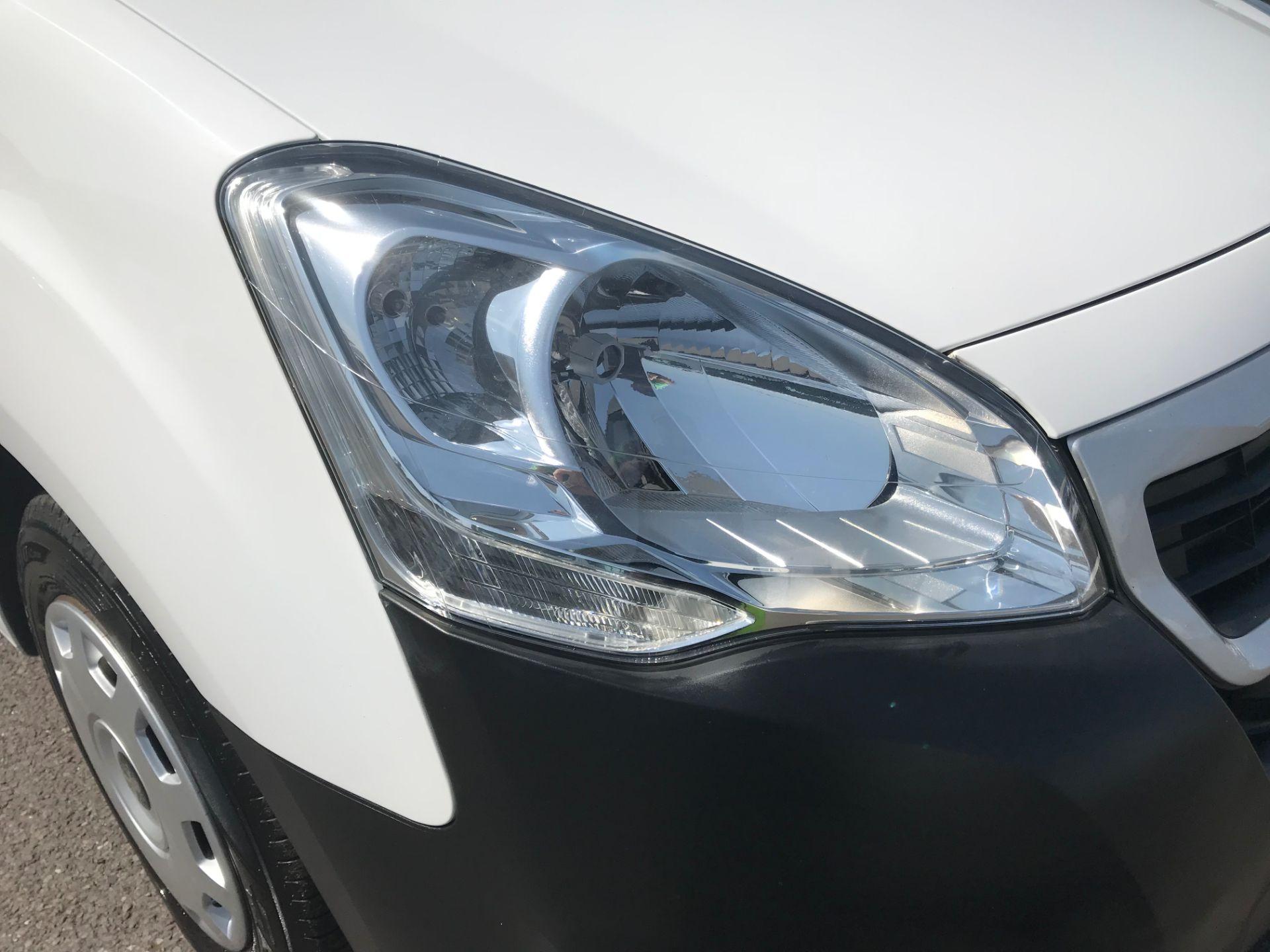 2016 Peugeot Partner  L1 850 1.6 92PS (SLD) EURO 5  (NX16XXK) Image 14