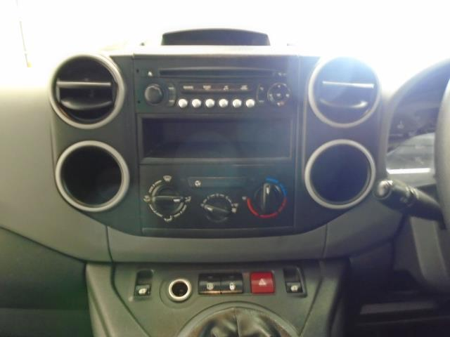 2014 Peugeot Partner L1 850 S 1.6 92PS (SLD) EURO 5 (NX64ZCU) Image 22