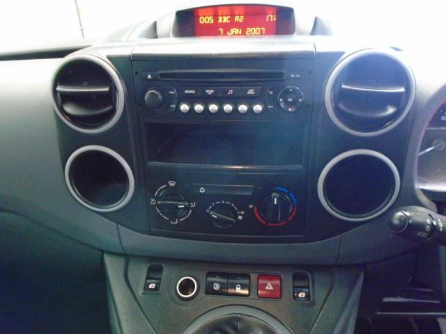 2014 Peugeot Partner L1 850 S 1.6 92PS (SLD) EURO 5 (NX64ZCU) Image 25