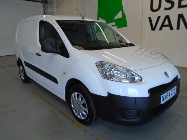 2014 Peugeot Partner L1 850 S 1.6 92PS (SLD) EURO 5 (NX64ZCU)