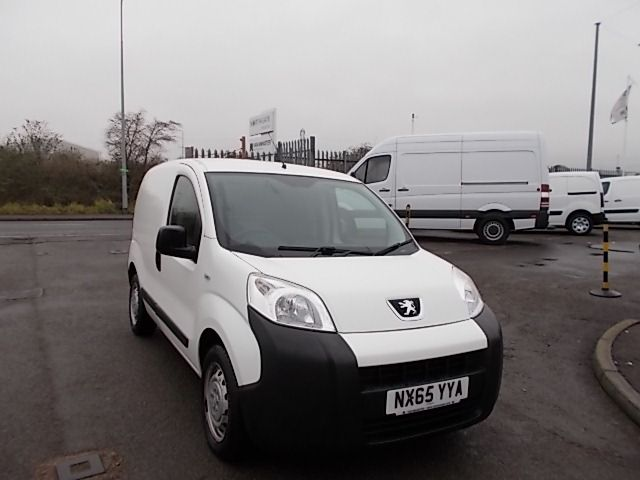 2015 Peugeot Bipper 1.3 HDI 75 S PLUS PACK NON S/S EURO 5 (NX65YYA)