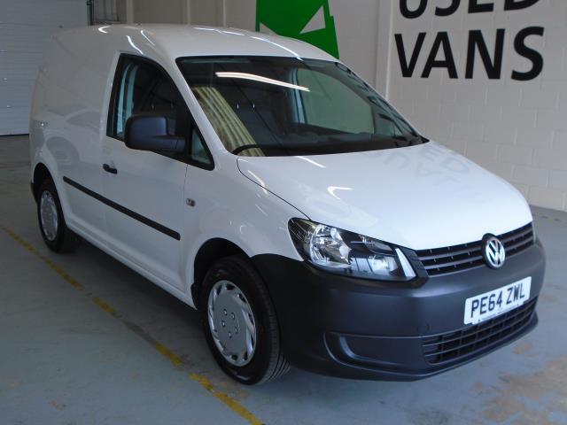 2014 Volkswagen Caddy 1.6 102PS STARTLINE EURO 5 (PE64ZWL)