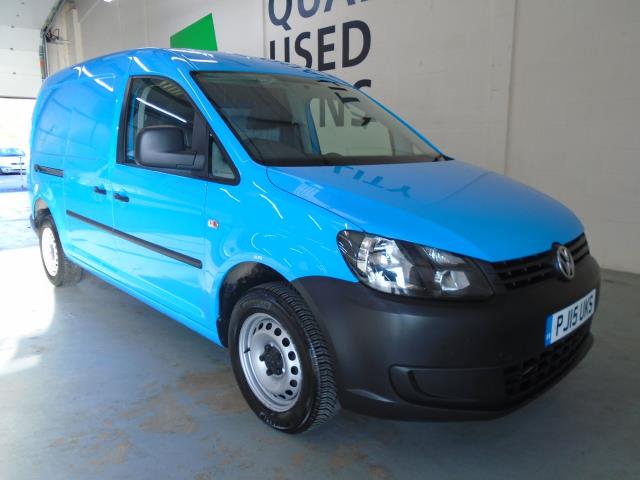 2015 Volkswagen Caddy  1.6 102PS STARTLINE EURO 5 AIRCON (PJ15UKS)