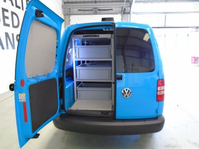 2015 Volkswagen Caddy 1.6 102PS STARTLINE EURO 5 (PK15GNZ) Image 6