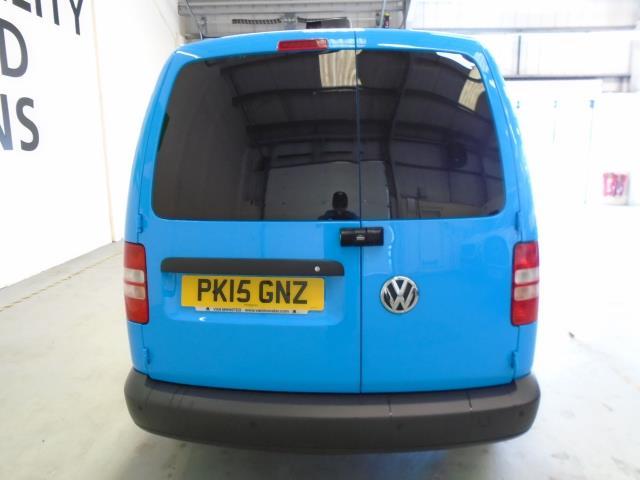 2015 Volkswagen Caddy 1.6 102PS STARTLINE EURO 5 (PK15GNZ) Image 5