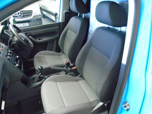 2015 Volkswagen Caddy 1.6 102PS STARTLINE EURO 5 (PK15GNZ) Image 11