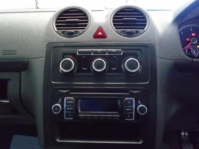 2015 Volkswagen Caddy 1.6 102PS STARTLINE EURO 5 (PK15GNZ) Image 25