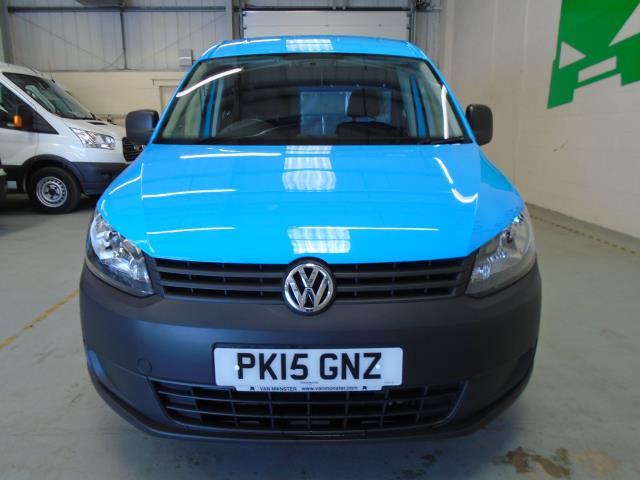 2015 Volkswagen Caddy 1.6 102PS STARTLINE EURO 5 (PK15GNZ) Image 2