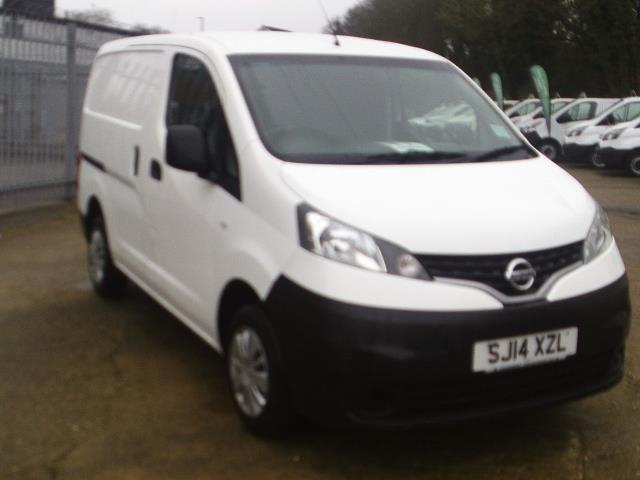 2014 Nissan Nv200 1.5 Dci Acenta Van (SJ14XZL)