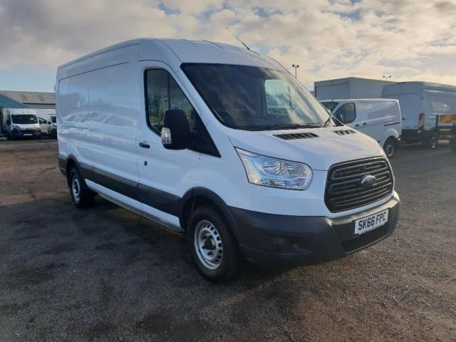 2016 Ford Transit 2.2 Tdci 125Ps H2 Van Euro 5 (SK66FPC)