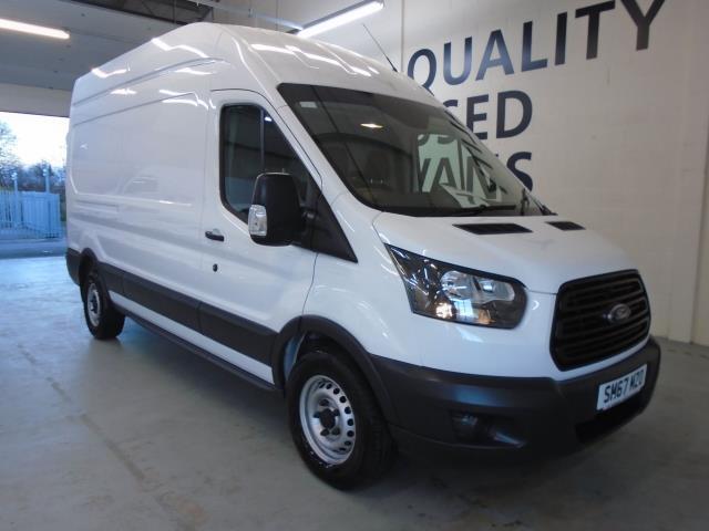 2018 Ford Transit 350  L3 H3 VAN 130PS EURO 6 (SM67MZO)