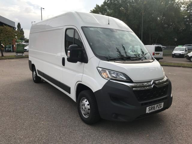 2016 Citroen Relay 35 L3 H2 2.0 BLUEHDI 130 ENTERPRISE EURO 6 (SR16PZG)