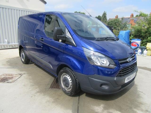 2016 Ford Transit Custom  270 L1 DIESEL FWD 2.2 TDCI 100PS LOW ROOF - EURO 5 (VN66EOS)