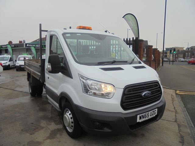 2015 Ford Transit  350 L2 SINGLE CAB TIPPER 125PS EURO 5 (WN65UZG)