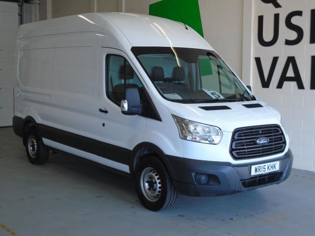 2015 Ford Transit 350 L3 H3 VAN 125PS EURO 5 (WR15KHK)