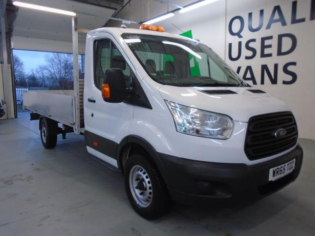 2015 Ford Transit 350 L4 DROP SIDE 125PS EURO 5 (WR65TZZ)