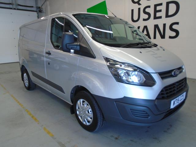 2015 Ford Transit Custom 290 L1 DIESEL FWD 2.2  TDCI 100PS LOW ROOF VAN EURO 5 (WT15CZU)