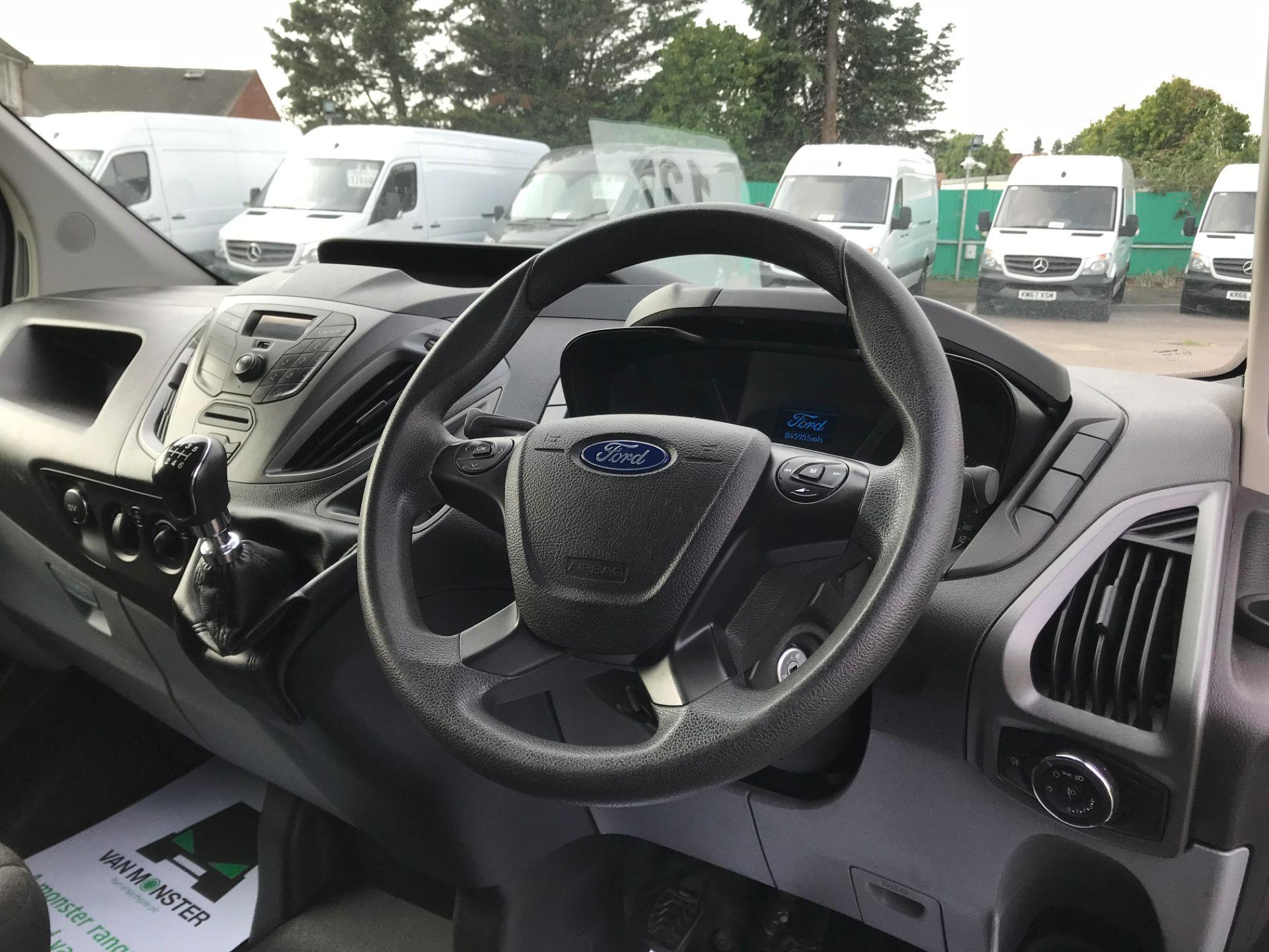 2015 Ford Transit Custom  290 L1  FWD 2.2 TDCI 100PS L/R EURO 5  (WV65GXL) Image 23