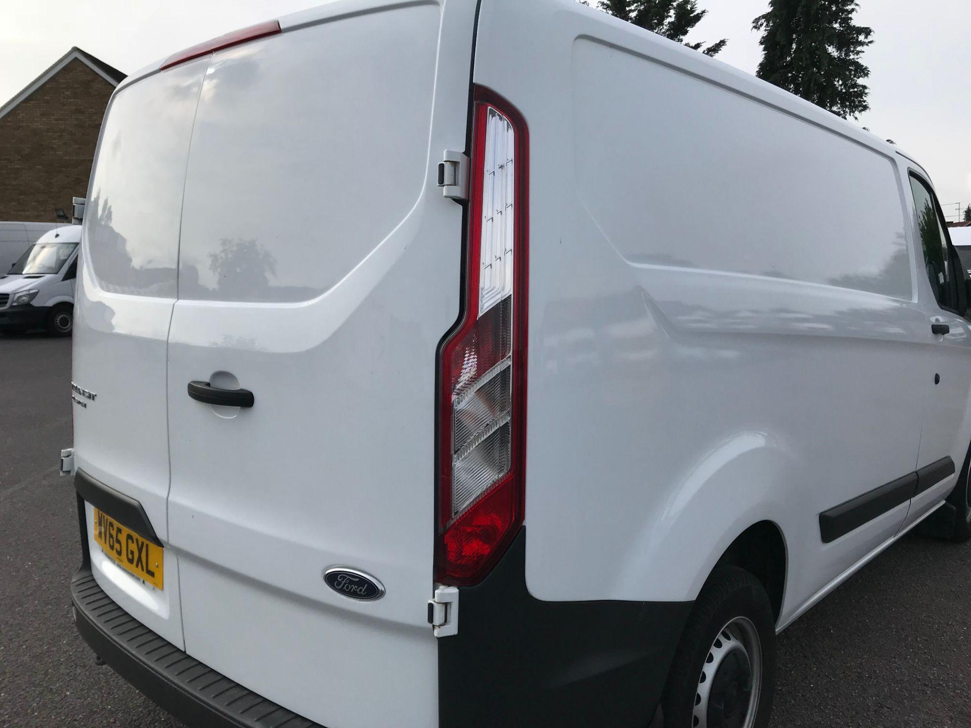 2015 Ford Transit Custom  290 L1  FWD 2.2 TDCI 100PS L/R EURO 5  (WV65GXL) Image 13