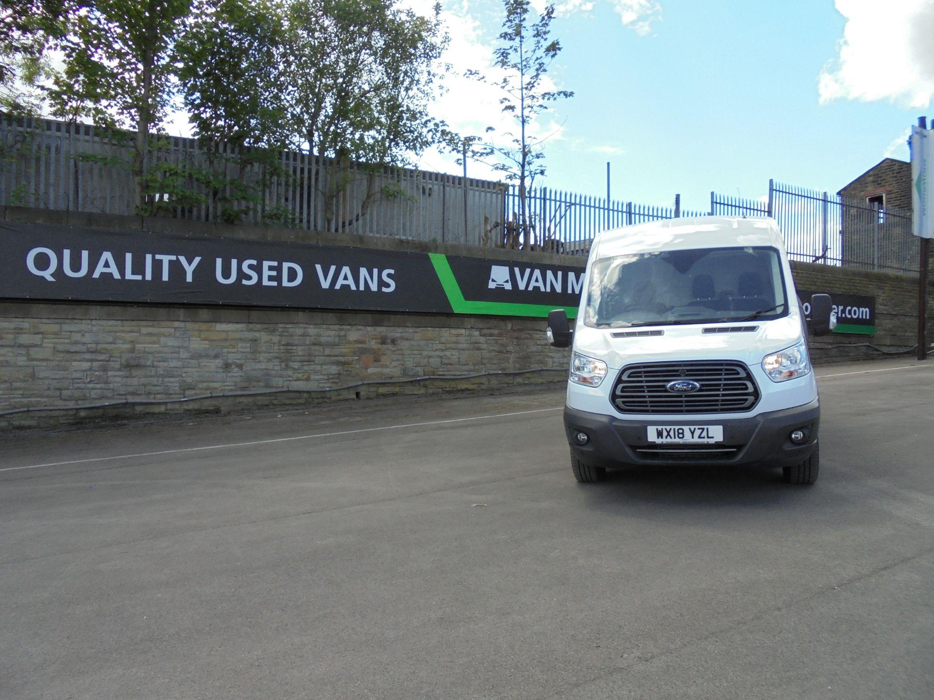 2018 Ford Transit 2.0 Tdci 130Ps H2 Van L3 trend , parking sensors (WX18YZL)