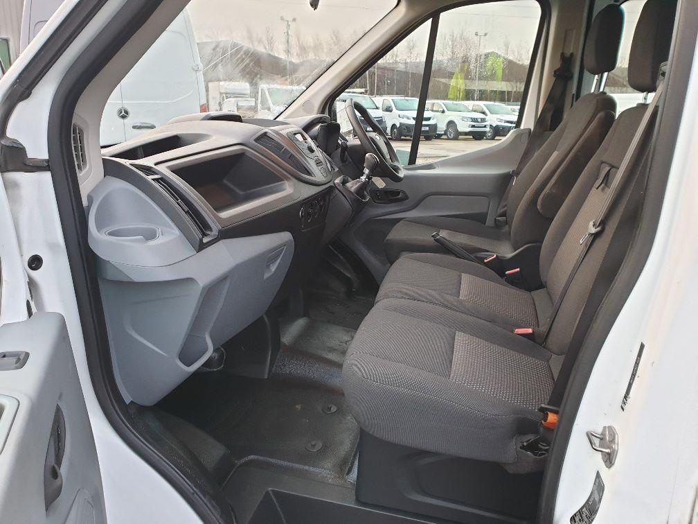 2018 Ford Transit 350 L3 DIESEL RWD 2.0TDCI 130ps D/CAB TIPPER (WX68NNL) Image 6