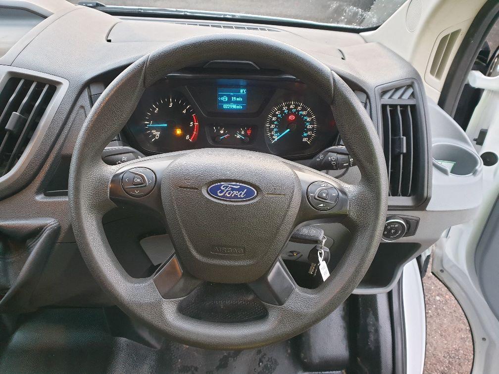 2018 Ford Transit 350 L3 DIESEL RWD 2.0TDCI 130ps D/CAB TIPPER (WX68NNL) Image 18