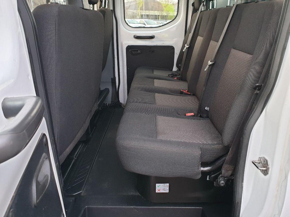 2018 Ford Transit 350 L3 DIESEL RWD 2.0TDCI 130ps D/CAB TIPPER (WX68NNL) Image 7