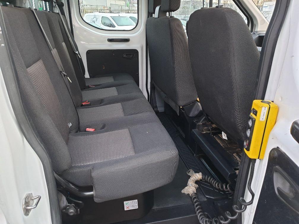 2018 Ford Transit 350 L3 DIESEL RWD 2.0TDCI 130ps D/CAB TIPPER (WX68NNL) Image 13