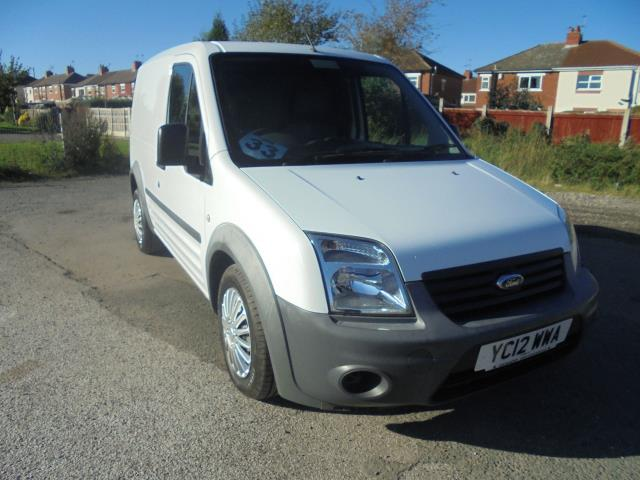 2012 Ford Transit Connect Low Roof Van Tdci 90Ps (YC12WWA)