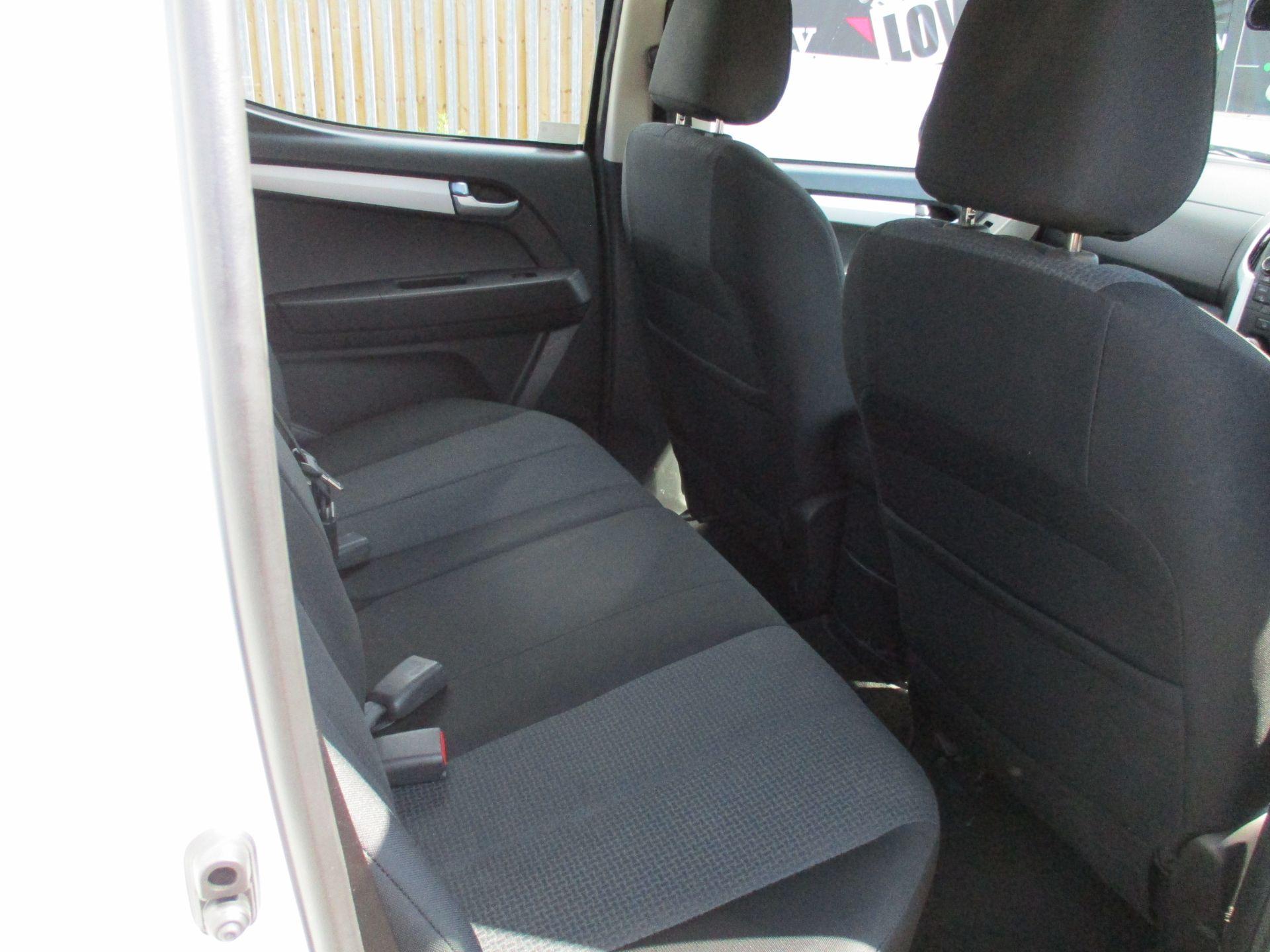 2016 Isuzu D-Max 2.5Td Yukon Double Cab 4X4 (YD66XHG) Image 17