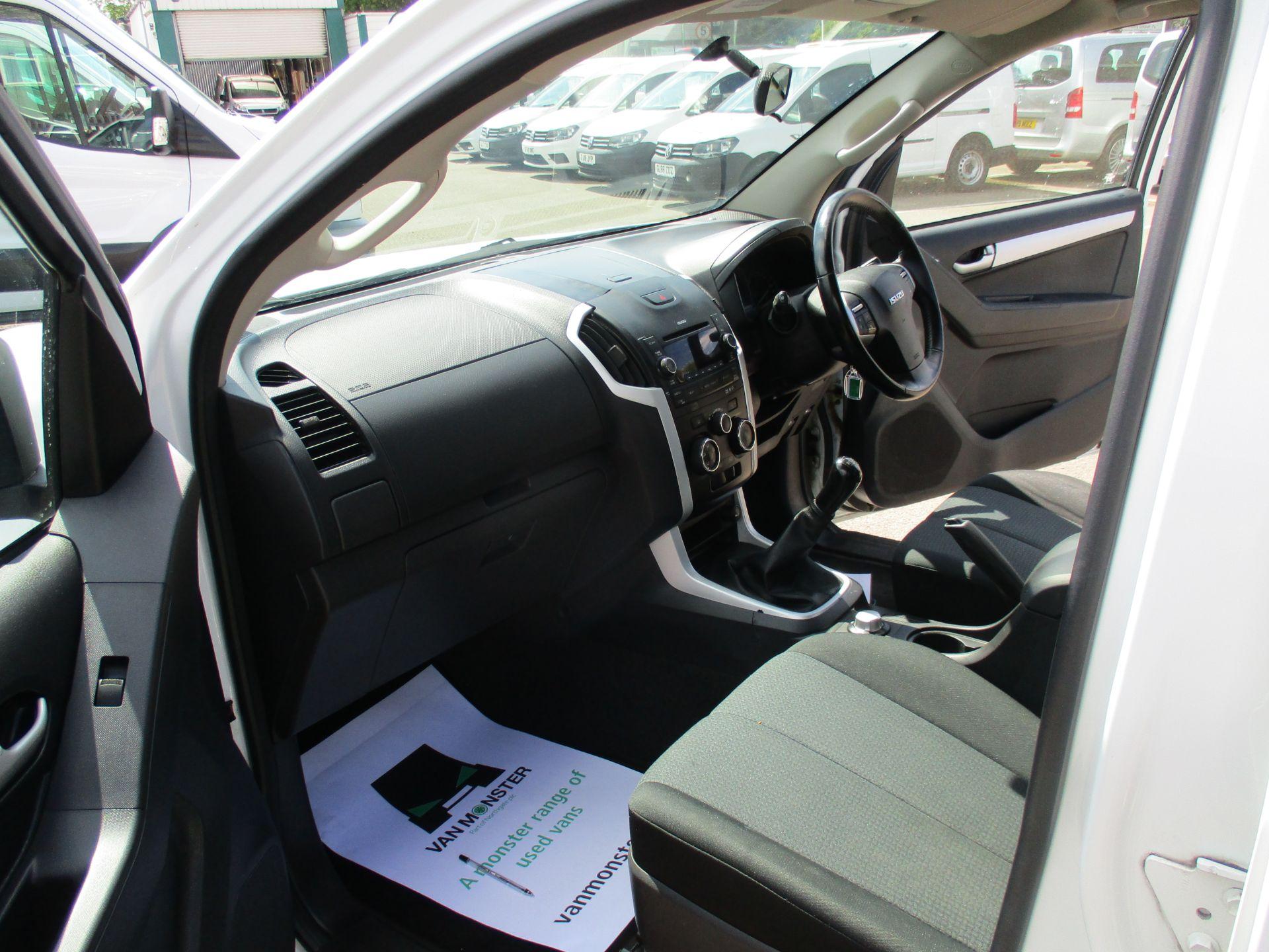 2016 Isuzu D-Max 2.5Td Yukon Double Cab 4X4 (YD66XHG) Image 15
