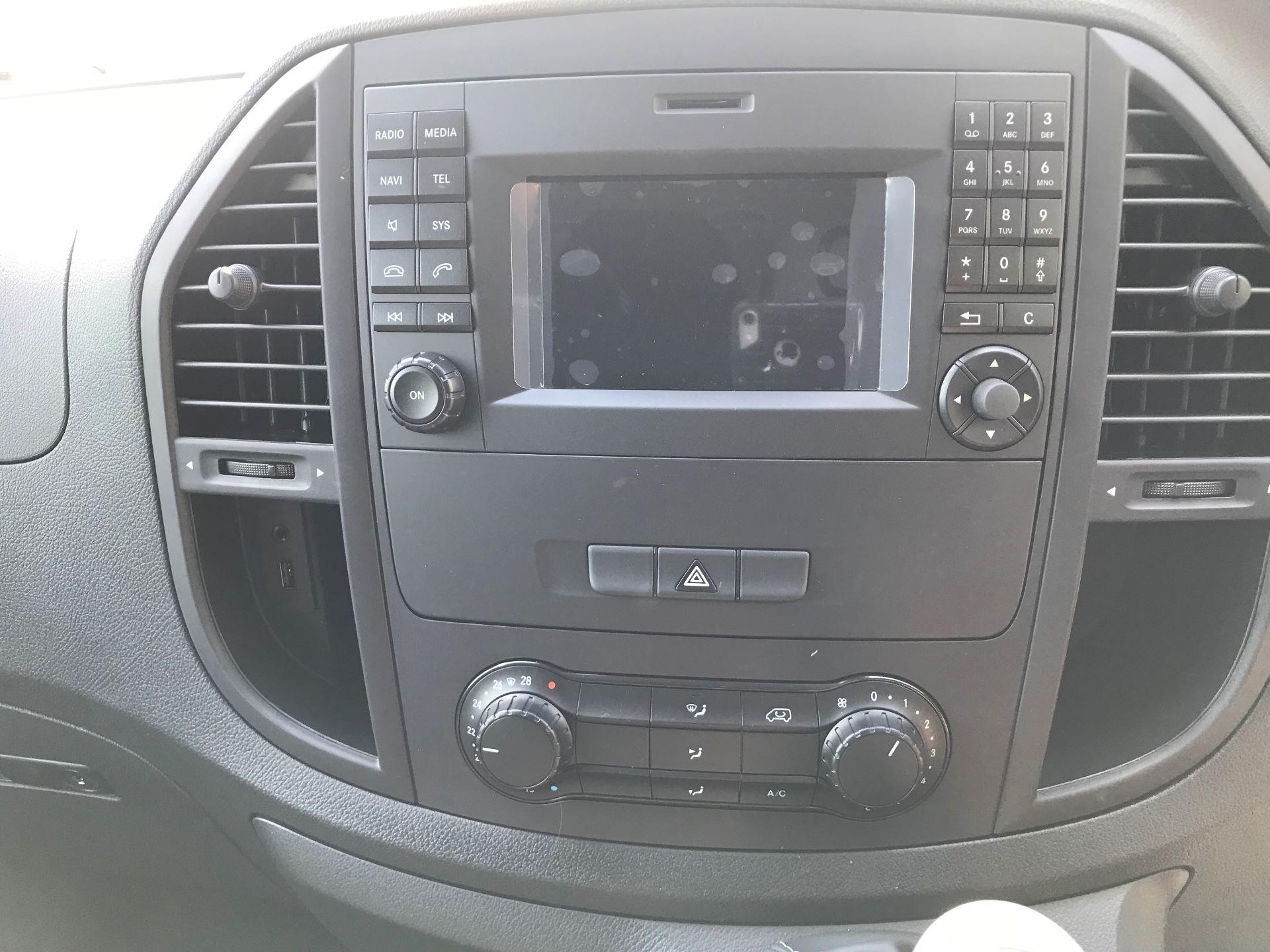 2019 Mercedes-Benz Vito 111Cdi Van Euro 6 Massive specification A/C (YM19FPO) Image 15