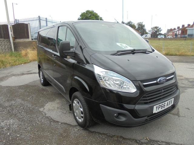 2016 Ford Transit Custom 2.2 Tdci 125Ps Low Roof Trend Van (YP66AXV)