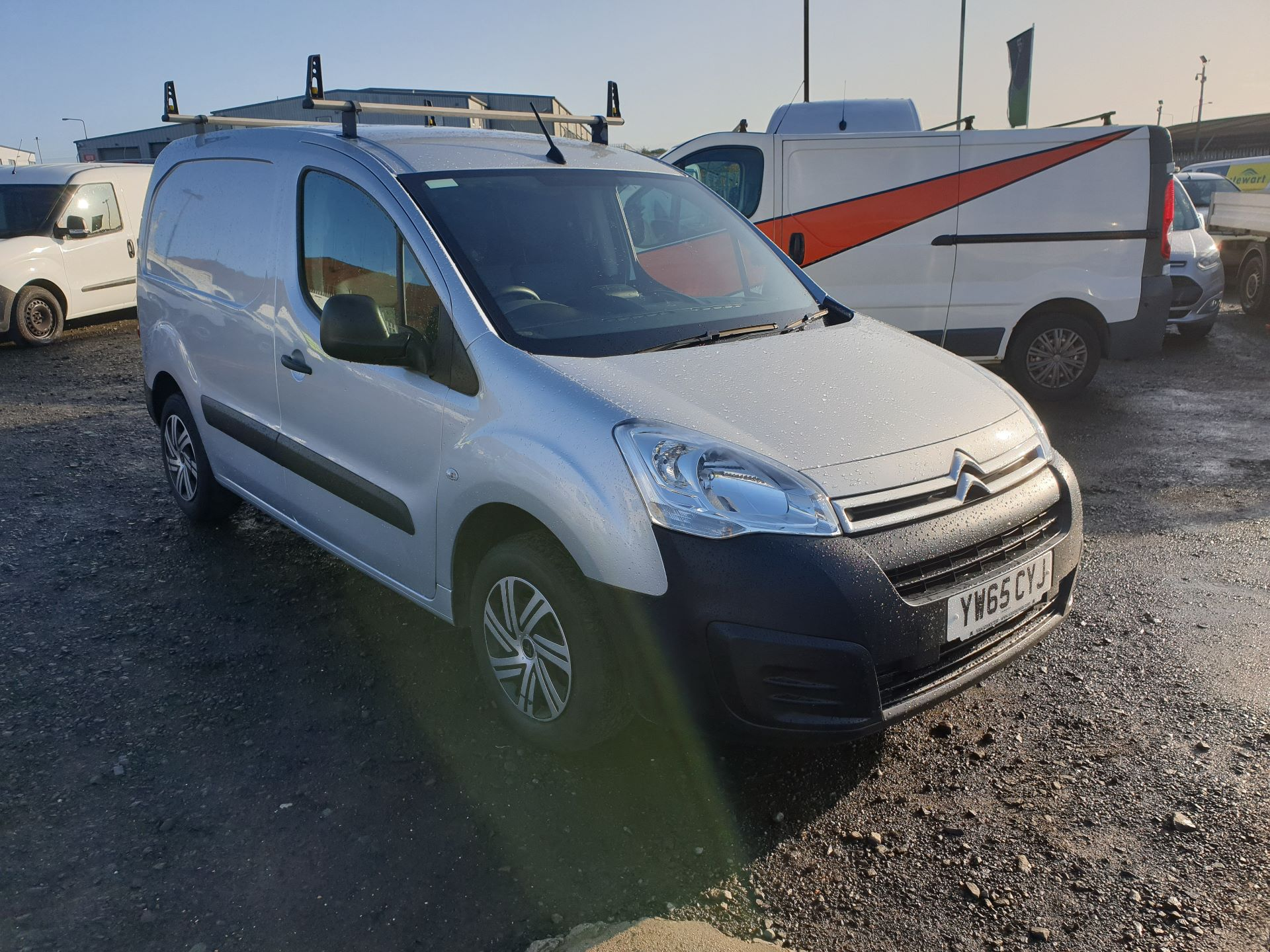 2016 Citroen Berlingo 1.6 Hdi 625Kg Enterprise 75Ps